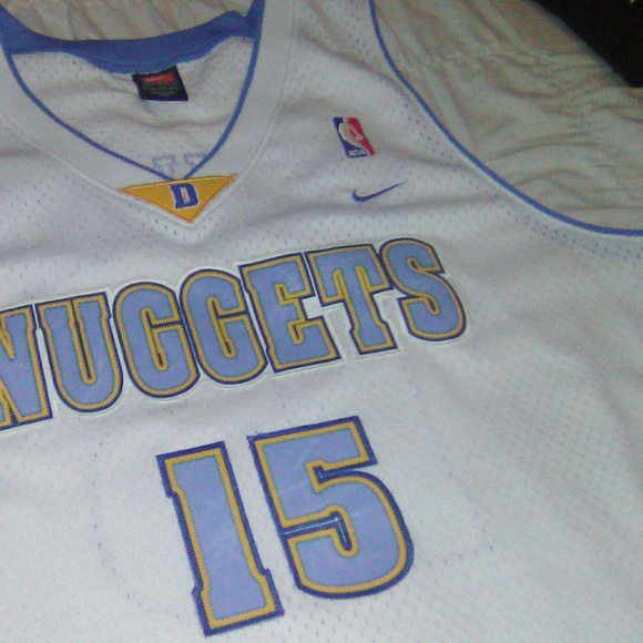 newest collection e0bd4 971b6 Vintage Carmelo Anthony Jersey